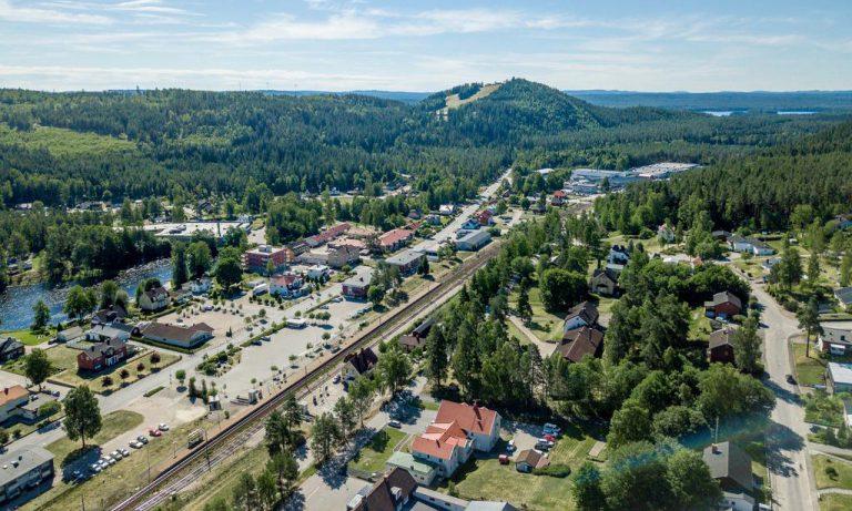 Mogatan med utsikt Isaberg