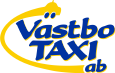 Västbo Taxi Logo
